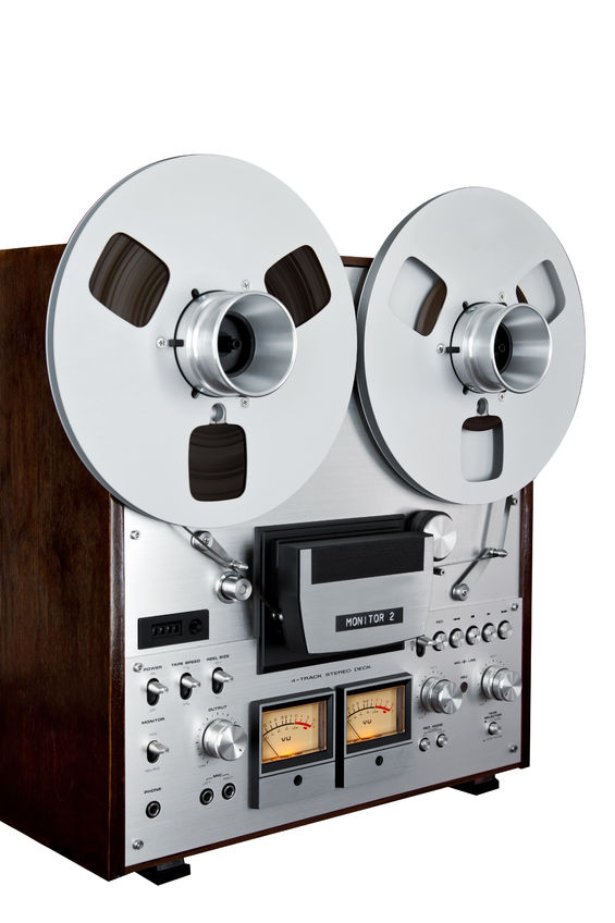 reel-to-reel recording