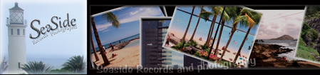 Seaside Records header image